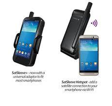 Thuraya SatSleeve Plus and Hotspot BUNDLES | Communication ...