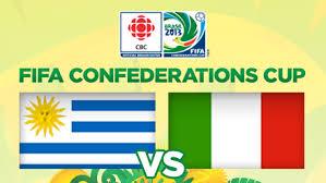 Assistis Gols Penaltis Italia x Uruguai 30-06-2013 domingo