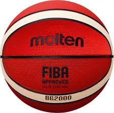 <b>Мяч баскетбольный Molten</b> FIBA BG2000 — купить за 1399 руб ...