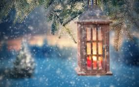 <b>Рождественские фонари</b>, Обои, Новый год