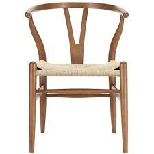 amelot wood armchair walnut bohemian furniture