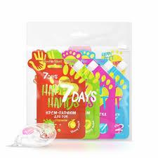 Подарочный набор <b>Beauty</b> bag Руконоженька <b>7Days</b> — купить в ...