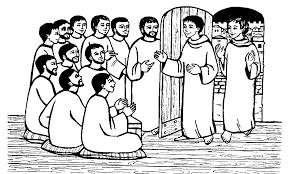 Resultado de imagen para imagenes de los apostoles reunidos