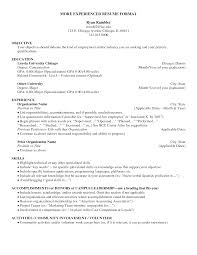 gpa on resume example template gpa on resume example