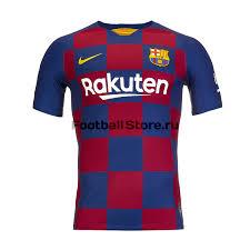 <b>Футболка игровая домашняя Nike</b> Barcelona 2019/20 – купить в ...