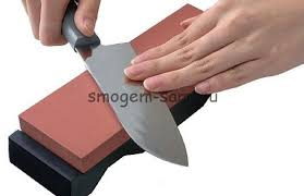 Самодельный <b>брусок</b> для заточки ножей | смогЁм сами
