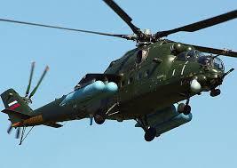 Многоцелевой ударный вертолет <b>Ми</b>-<b>35М</b> : Министерство ...