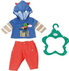 <b>Zapf Creation Одежда</b> для куклы BABY born 824-535 — купить в ...