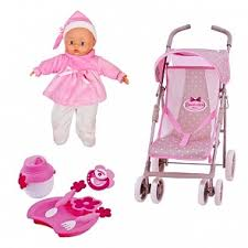 <b>Коляски для кукол La</b> Nina, купить в Москве – цена в интернет ...