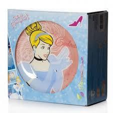 <b>Набор детской посуды Pasabahce</b>, Disney, Cinderella, 3 предмета