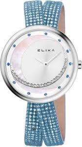 Наручные <b>часы Elixa</b> (Эликса) — купить на официальном сайте ...