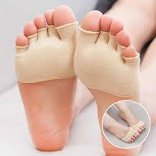 <b>1Pair</b> Five Toe Socks Orthotics Separators For Toes <b>Bunion</b> ...