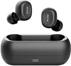 QCY T1 Wireless Earbuds, TWS 5.0 Bluetooth ... - Amazon.com
