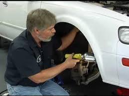 How To Remove A <b>CV Axle</b>– AutoZone Car Care - YouTube