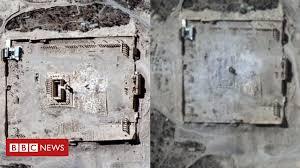 Palmyra's Temple of Bel <b>destroyed</b>, says UN - BBC News