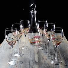 <b>Creative</b> Luxury <b>Lead free crystal Champagne</b> Flutes Glass cup ...