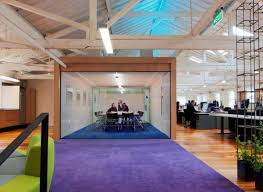 the st office from wellington new zealand award winning office design