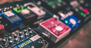 Гитарные <b>педали</b> для синтезаторов | Mixmag Академия