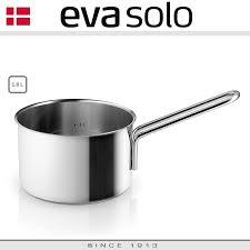 Ковшик-<b>сотейник Stainless Steel</b>, 1.8 л, D 20 см, Eva Solo, Дания ...
