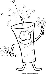 Image result for clip art fireworks