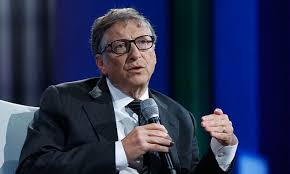 Bill Gates warns open door migration will overwhelm Europe | Daily ...