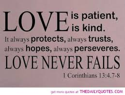 Biblical Love Quotes on Pinterest | Biblical Inspirational Quotes ...