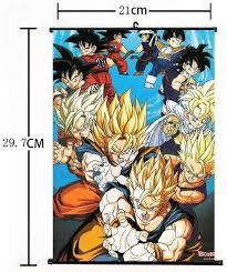 Details about Hot <b>Japan Anime Dragon</b> Ball Z Son Goku Home ...