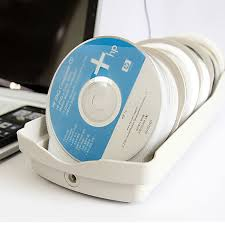 <b>ymjywl</b> New <b>CD Case</b> 120 Dish Capacity Loaded With Cassette CD ...