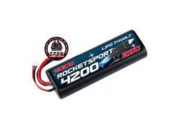 <b>Аккумулятор Team Orion Batteries</b> 7.4V 4200mAh 25C LiPO UNI ...