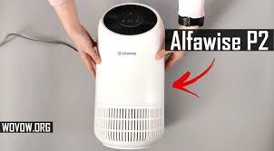 <b>Alfawise P2</b> REVIEW & Unboxing: Best Air Purifier Under $100 ...