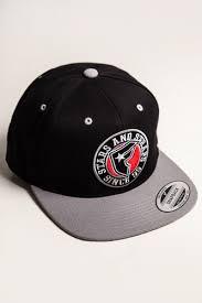<b>Бейсболка FAMOUS Tip</b> Off Snap Black-Grey-Red, заказать, цена ...