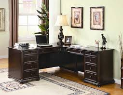 home office design make use of the right furniture theme chic shaped home office
