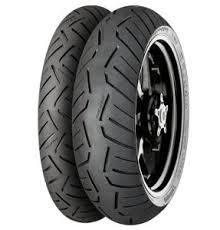 • <b>Continental ContiRoadAttack 3</b> 130/80R17 65V Rear • Moto Tyres ...