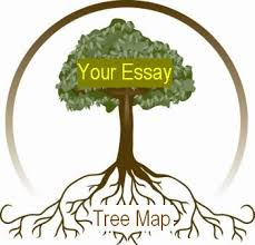 paragraph essay step  tree map