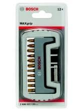 <b>Набор бит BOSCH</b> Max Grip 2608522133 - купить недорого в ...