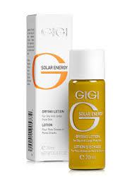 GIGI Solar Energy Drying lotion - <b>Лосьон подсушивающий 20</b> мл ...