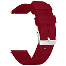 quick release silicone replacement strap watch band for garmin instinct wristband smart accessories