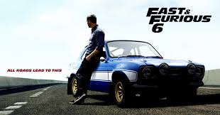 Film Fast and Furious 6
