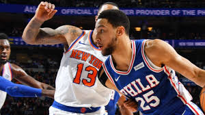 Philadelphia 76ers vs New York Knicks - Full Game Highlights ...