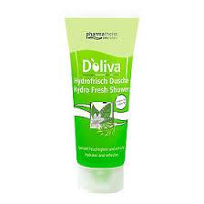 <b>Doliva гель для душа</b> экстрактом зеленого чая, 200 мл - купить ...