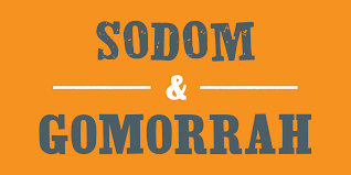 Image result for sodom and gomorrah