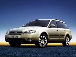 Subaru решила привести внешность Legacy и Outback к новому ...