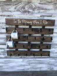 READY TO SHIP, Coffee Brewing Co | <b>Coffee Mug Rack</b> | Coffee ...