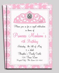 princess invitation printable or printed shipping 🔎zoom