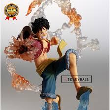 <b>One Piece Hand</b> Run Model Lufei <b>Rubber</b> Fire Boxing Model ...