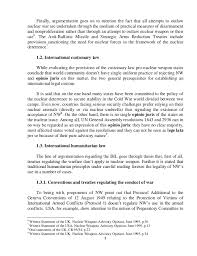 essay timur akhmetov nuclear weapon icj advisory opinion