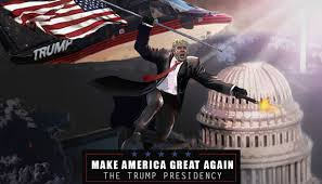 <b>Make America Great Again</b>: The Trump Presidency on Steam