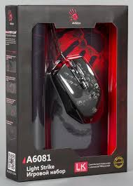 Игровая <b>мышь A4Tech Bloody</b> A6081 — инструмент для ...