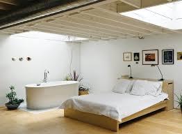 bathroom in bedroom design