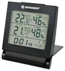 <b>Метеостанция Bresser MyTime Travel</b> Alarm Clock